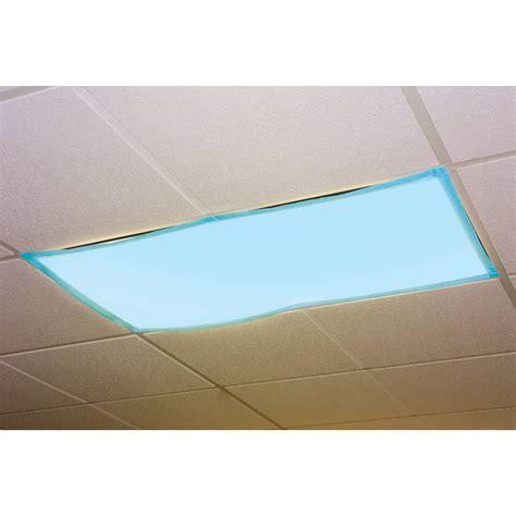 Fluorescent Lights Wondrous Fabric Fluorescent Light