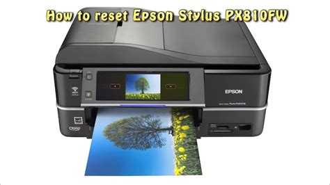 reset sx230 resetter waste ink pad counter reset epson px px810fw waste ink pad counter