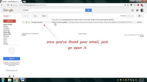 Gmail Search Deleted Emails How To Recover Deleted Emails From Gmail Waftr