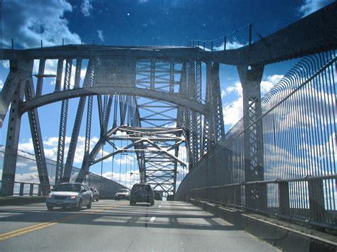 cape cod traffic bourne bridge bridgehunter sagamore bridge