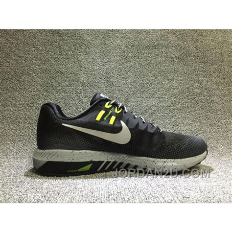Nike Air Zoom Structure 20 Original Size Eu 44 nike air zoom structure 20 849581 001 grey green running shoes price 99 00 new air