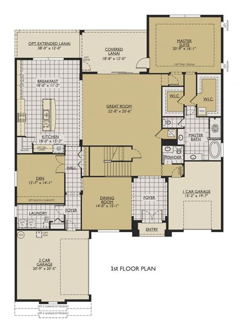 house plan floor plans william homes