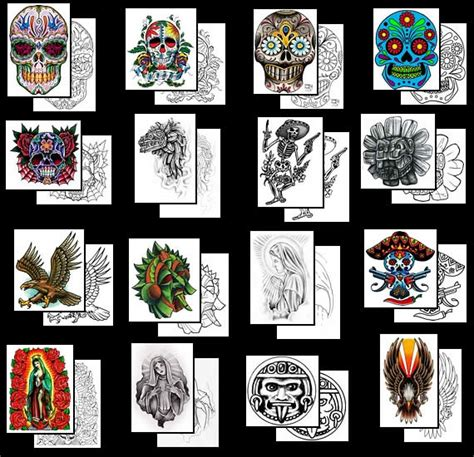 hispanic tattoo designs hispanic tattoos designs symbols mexican