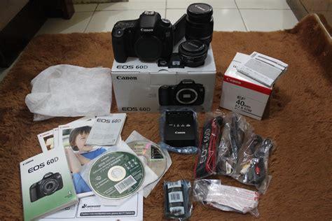 Resmi Kamera Canon 60d jual kamera canon 60d kit torisan elektronik