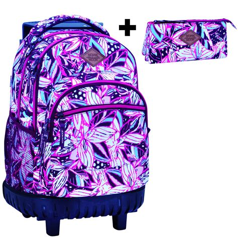 imagenes de estuches escolares mochila con carro mojave moon estuche