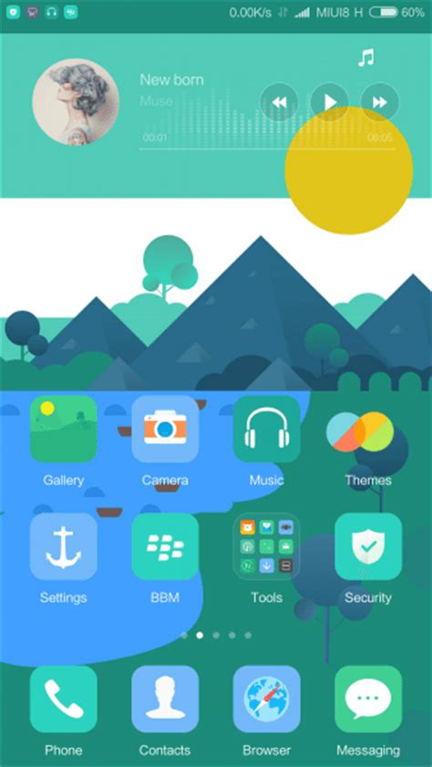 themes miui download elek gan a flat and clean miui 8 theme for every xiaomi