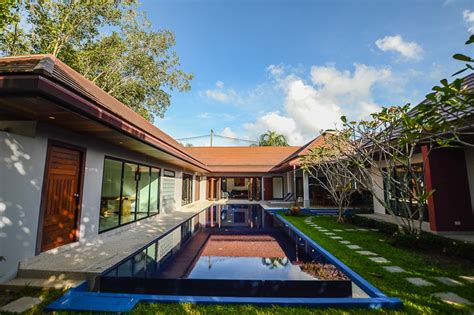 5 bedroom house with pool for rent 5 bedroom villa with pool for rent in rawai phuket aqua