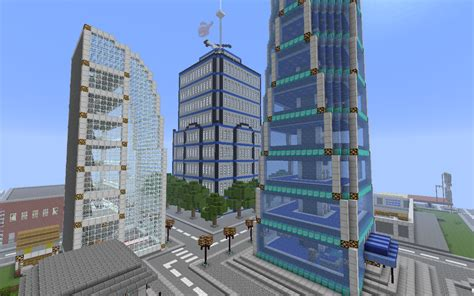 creative minecraft city building minecraft