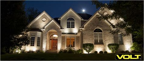 Professional Landscape Lighting How To Install Landscape Lighting Like A Pro Volt Lighting