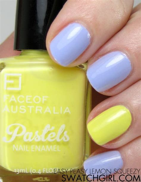 9 Fab Summer Nail Polishes Pastels Need Not Apply by 18 Best Images About Pastel Nail On