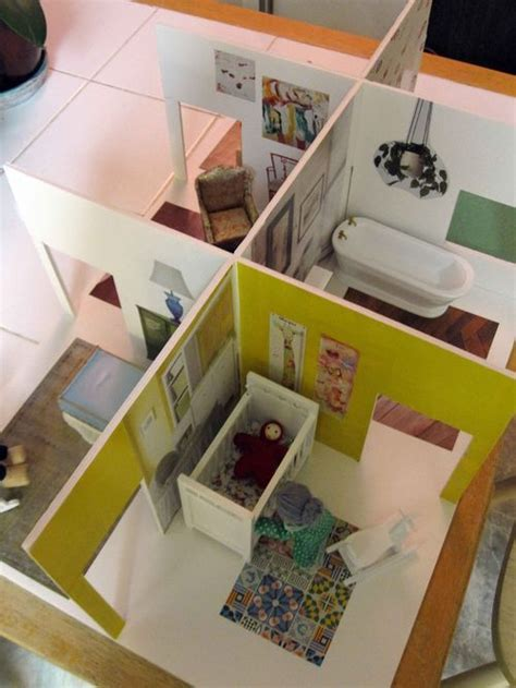 fold out doll house 43 best images about fun stuff with cardboard on pinterest cardboard houses big boy