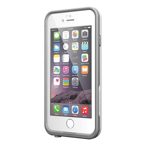 h iphone 6 lifeproof fr for iphone 6 avalanche 77 50305 b h photo