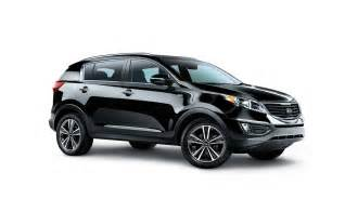 Kia Sportage 2014 Black 2014 Kia Sportage Black 200 Interior And Exterior Images