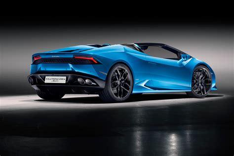Lamborghini Lp610 4 Lamborghini Huracan Lp610 4 Spyder 2015 2016