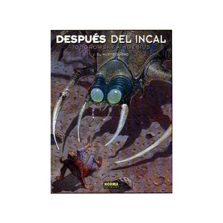 despus del incal despues del incal 1 el nuevo sue 241 o comicalia