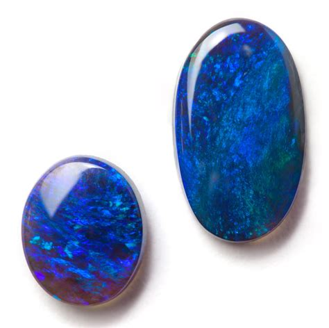 blue opal opal gemstone buzz
