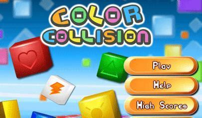 color collision color collision il gioco
