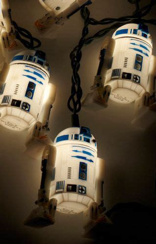 Party Lights Lights And Parties On Pinterest R2d2 String Lights