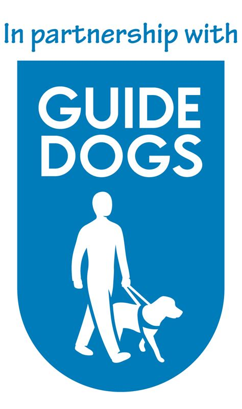 guide dogs for the blind audio guides