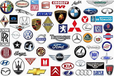luxury car logos and names all logos car company logos