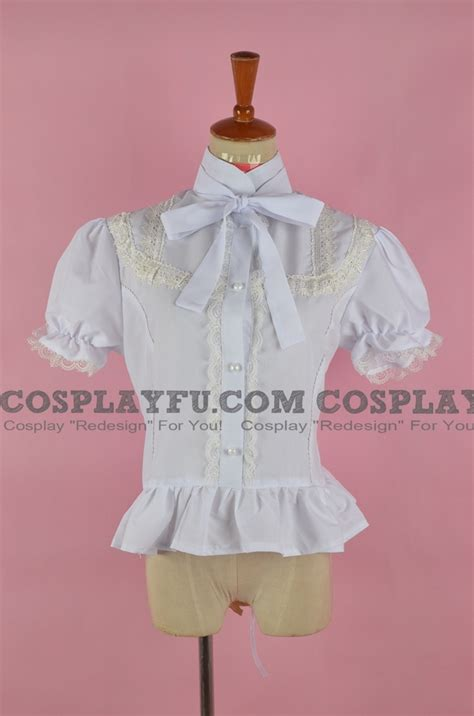 Olita Blouse custom blouse 09010401 b white cosplayfu