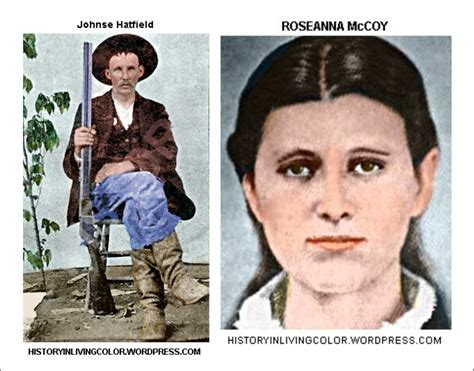 Johnse hatfield and roseanna mccoy history in living color