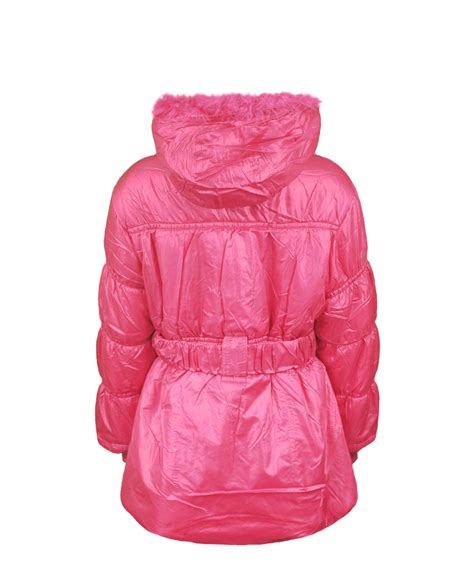 Childrens Quilted Jackets Uk by Look Detach Padded Jacket Quilted Winter Coat 3 14 Years Ebay