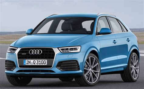 Audi Q3 Information by 2016 Audi Q3 Pictures Information And Specs Auto