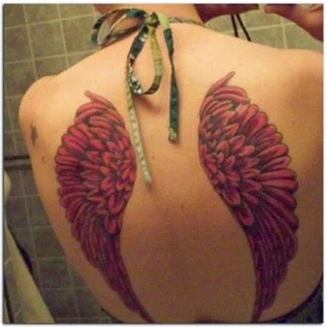 tattoo pictures angel wings now fashions 2015