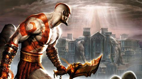 god 2 para pc kratos wallpapers hd wallpaper cave