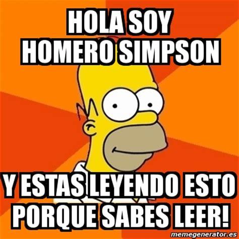 Memes Los Simpson - memes y escenas demigrantes de los simpsons latinos