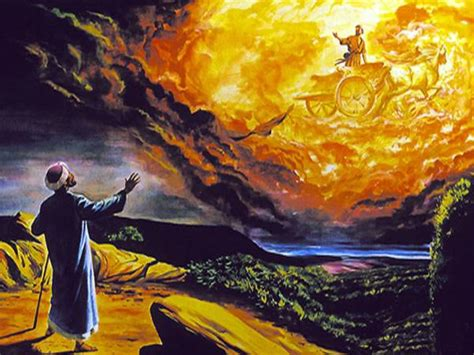 Elijah And Chariot Of Fire | chariots of fire