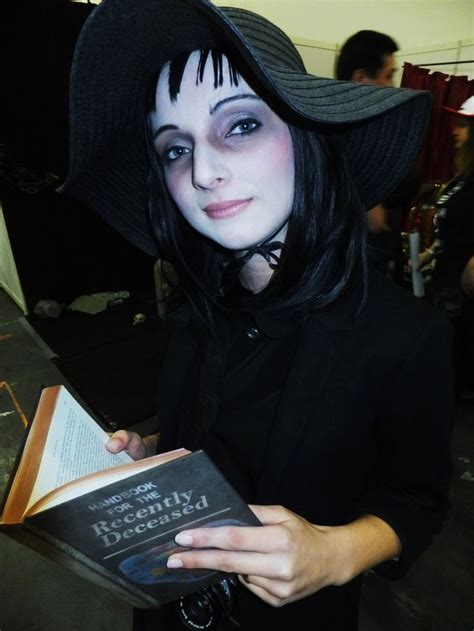 lydia deetz hairstyle lydia deetz google search costumes pinterest