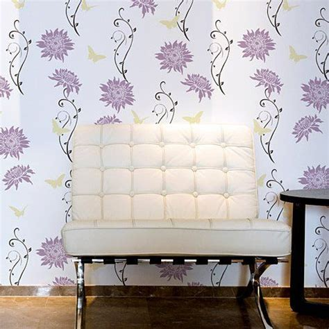Garden Wall Stencils by 17 Best Images About Geisha S Garden Wall Pattern Kit On