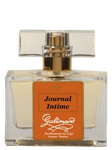 parfum intime femme journal intime galimard parfum un parfum pour femme