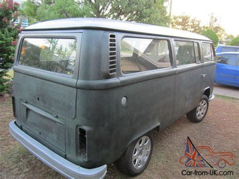 vw kombi parts vw kombi 1972 lowlight and parts