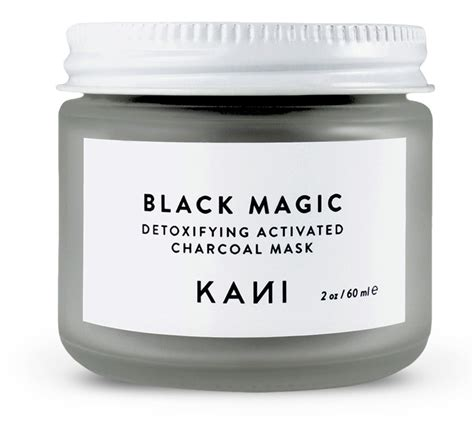 White Charcoal Detox Mask Label by Got 15 Minutes Purify Your Pores Clear Acne With One Of