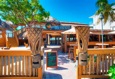Tiki Bar Miami Where To Stop And Eat On The Drive From Miami To Key West