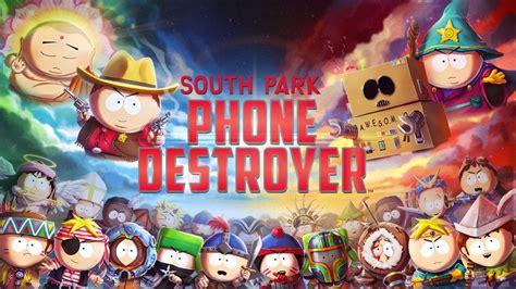 south park episodes mobile south park phone destroyer official south park studios
