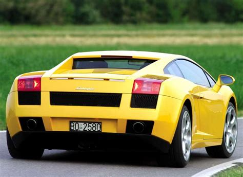 Lamborghini Gallardo Kosten by Road Car Lamborghini Gallardo 2003