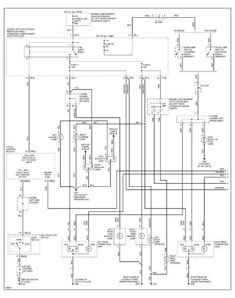 2004 hyundai sonata engine diagram