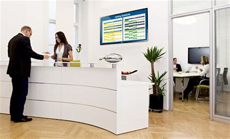 Technicaldisplay Com Your Housing New Hq Audio Visual Reception Desk Definition