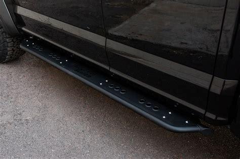 2016 Ford F150 Side Steps by 2015 2017 F150 Raptor Superduty Add Rock Slider Side
