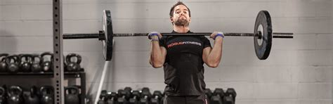 rich froning bench press train with the world s fittest man rich froning crossfit