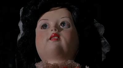 creepiest dolls from horror movies that will scare you the scariest gifs of all time scary website