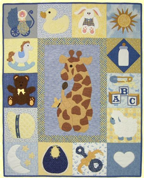 Free Baby Quilt Applique Patterns by Quilt Patterns Baby Home Garden Design
