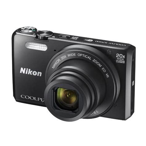 nikon small nikon coolpix s7000 compact zwart