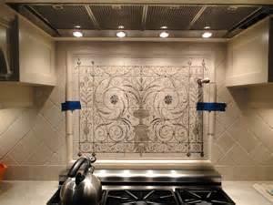 good Contemporary Kitchen Tiles Ideas #2: hand-painted-tiles-interior-design.jpg