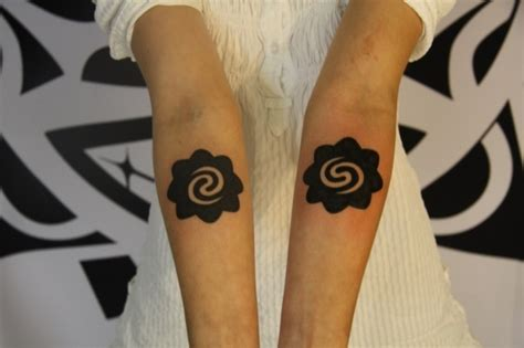 tattoo ala dayak 1000 images about borneo rose tattoo on pinterest