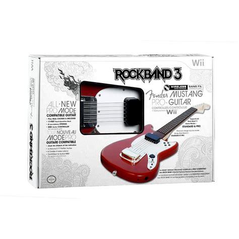 mustang pro guitar rock band 3 wireless fender mustang pro guitar controller